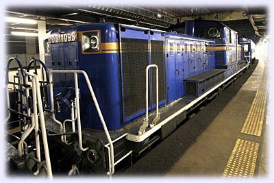 北斗星の機関車
