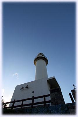 御神埼灯台