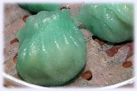 翡翠蝦餃子