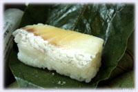 柿の葉寿司・鯛