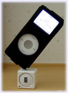 ipod + MUSIC CUBE