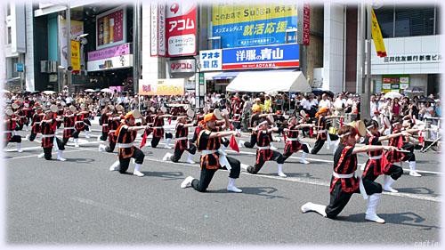 新宿エイサーチーム