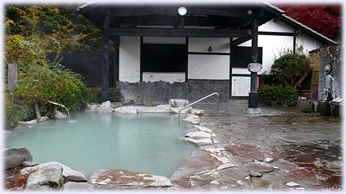 さくらさくらの露天風呂