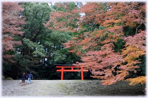 霧島神社、三の鳥居